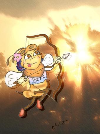 Joséphine l'abeille