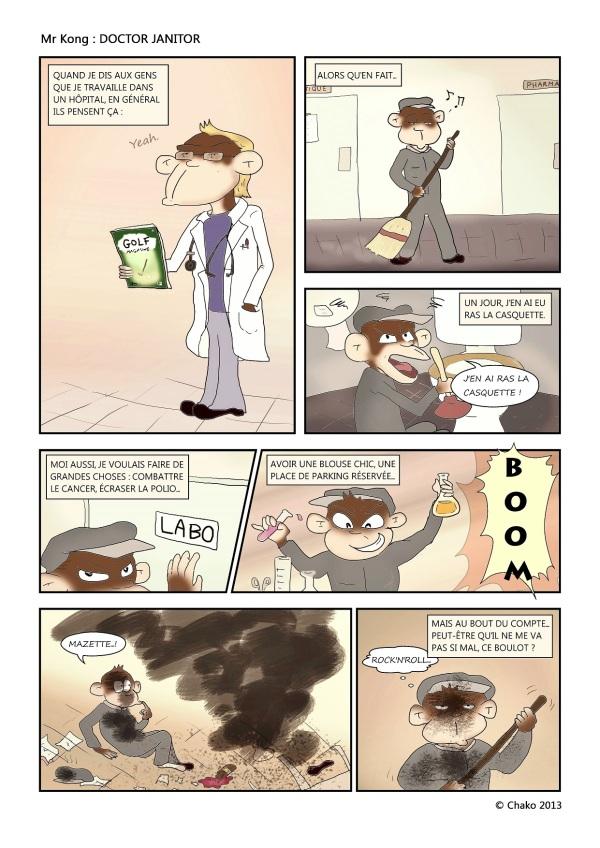 Dr Kong